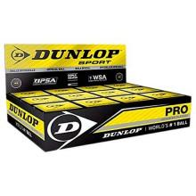 Dunlop Pro Double Yellow Dot Box