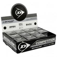 Dunlop Competition Single Grey Dot Box