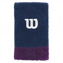 Wilson Extra Wide Wristband 2 Pack