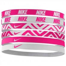 Nike accessories Printed Headbands Assorted 6 Pack