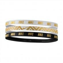 Nike accessories  Metallic Hairbands 3 Pack