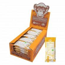 Chimpanzee Protein Bar Banana 45 g Box 25 Units