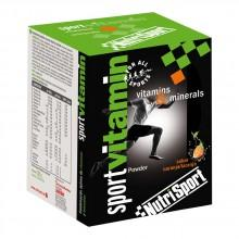 Nutrisport Sport Vitamin 10 Einheiten Orange