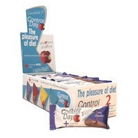 Nutrisport Control Day Bars Box 24