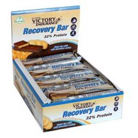 Weider Victory Endurance Recovery Bar Banana 35gr x 12 Units