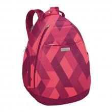 Wilson Rd Print Backpack Woman