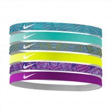 Nike accessories Printed Headbands Assorted 6 Units