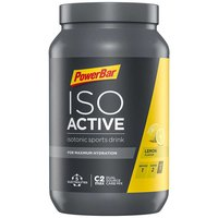 Powerbar Isoactive 1.32kg Lemon