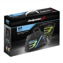 Bullpadel K-4 Pack