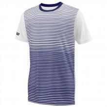 Wilson Team Striped Crew S/S