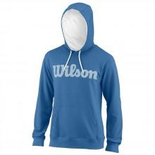 Wilson Script Cotton Hooded