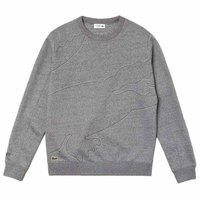Lacoste Sport Oversized Croc Brushed