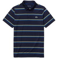 Lacoste Sport Striped Breathable Golf