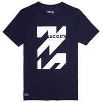 Lacoste Sport Graphic Print Breathable