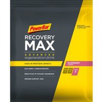 Powerbar Recovery Max 88gr 20 Units Raspberry