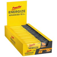 Powerbar Energize Advanced 55gr 25 Units Orange
