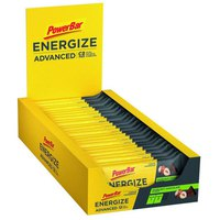 Powerbar Energize Advanced 55gr 25 Units Hazelnut Chocolate