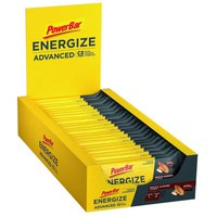 Powerbar Energize Advanced 55gr 25 Units Mocha Almond