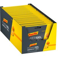 Powerbar PowerGel Shot 60gr 24 Units Orange