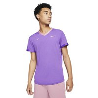 Nike Court Dri Fit Advantage Rafa Short Sleeve T-Shirt