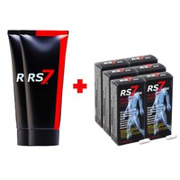 Rs7 Fisio Forte Cream 2 Units+Joints Plus 30 Capsules 6 Units