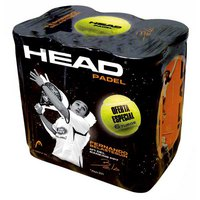 Head Head Padel PACK 6x3