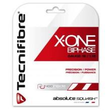 Tecnifibre X One Biphase Squash 1.18