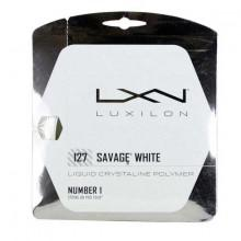 Luxilon Savage White 127